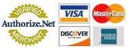 You can use Visa, Mastercard, Discover or American Express credit cards